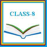 Solution for Class 8